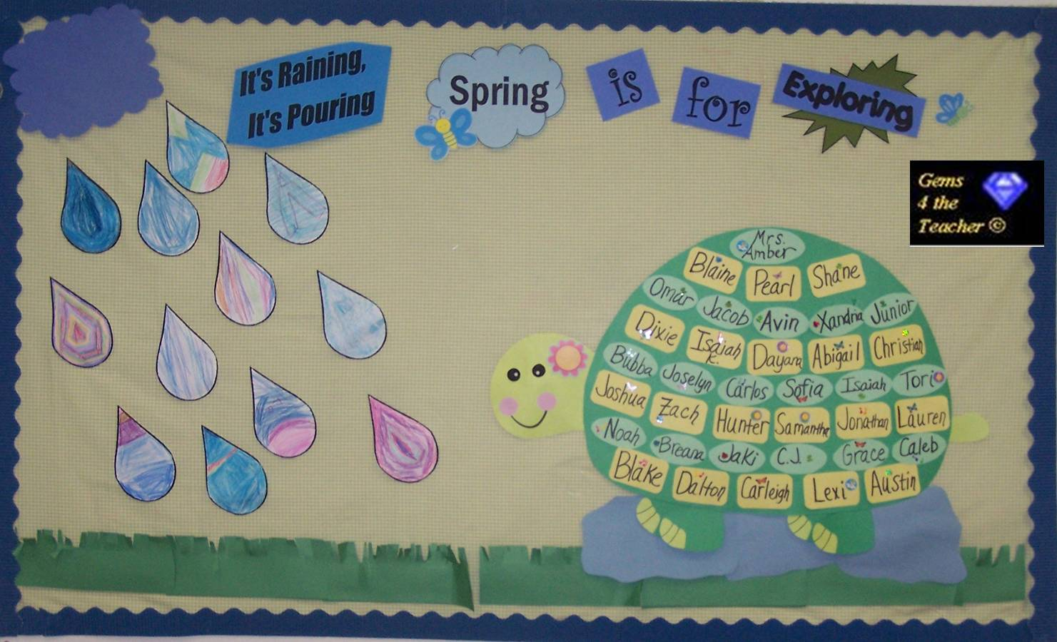 january february march april and may bulletin boards 1 Quotes