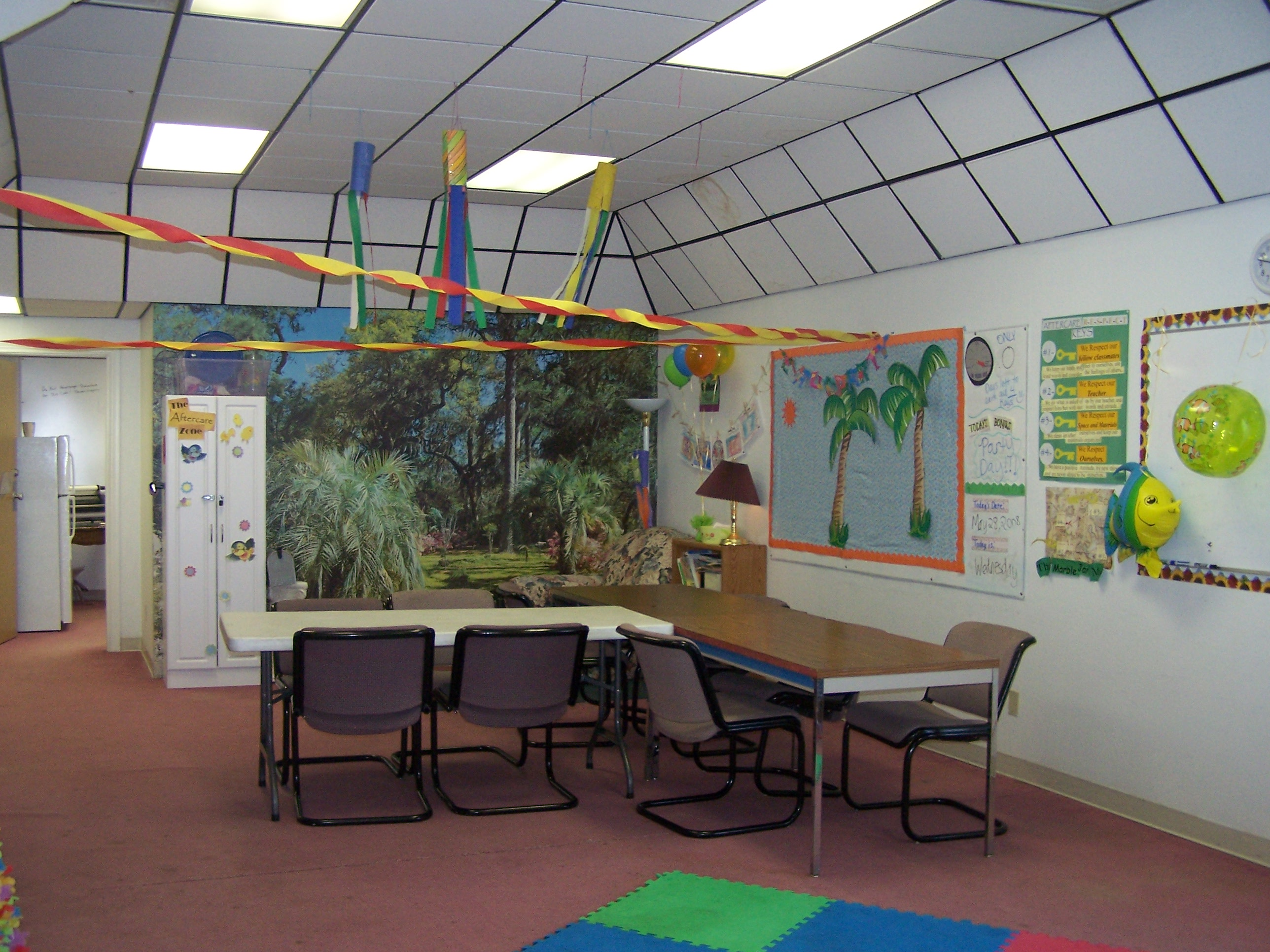 Classroom Ideas For Nursery : Preschool classroom decorating ideas